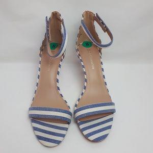 BCBGeneration Women's Stiletto Heel Sandals Size 8